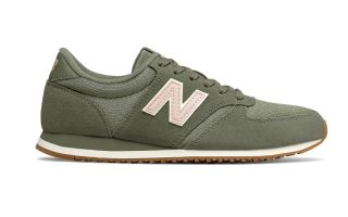 NEW BALANCE WL420 LIFESTYLE VERDE ROSA MUJER