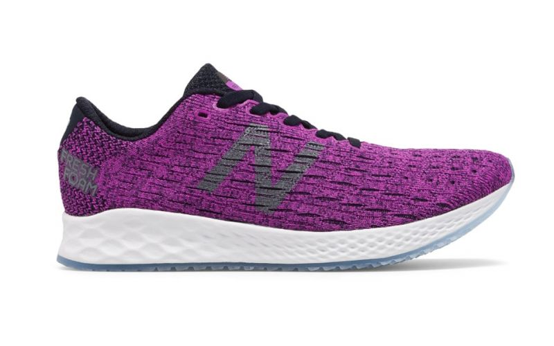Fresh Foam Zante Pursuit Morado Mujer Wzanpvv