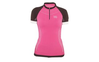 Sport HG T-SHIRT TRACK FUCSIA DONNA