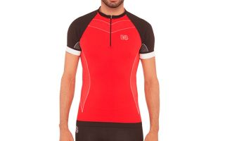 Sport HG T-SHIRT TRACK ROUGE