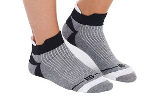 Sport HG CALCETINES DOM GRIS NEGRO