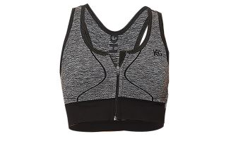 Sport HG FLOW BLACK WOMEN SPORTS BRA