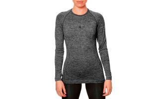 Sport HG CAMISETA BOREAL GRIS CARBON MUJER