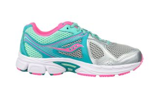 Saucony COHESION 10 TURQUOISE GREY GIRL K160389Y