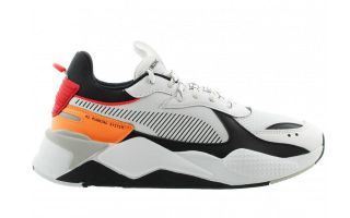Puma RS-X TRACKS BLANCO ROJO 369332 02
