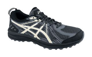 ASICS FREQUENT TRAIL NEGRO GRIS 1011A034 005