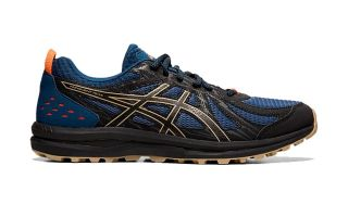 Asics FREQUENT TRAIL NEGRO AZUL 1011A034 403