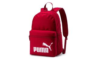 <center><b>Puma</b><br > <em>PHASE RUCKSACK RED BACKPACK</em>