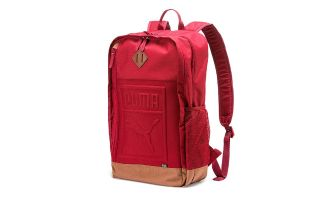 Puma S RHUBARB BACKPACK