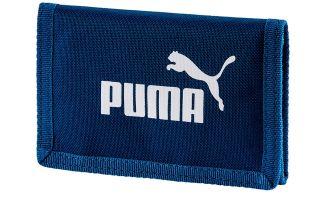 PUMA PHASE BLUE CARD WALLET 075617 09
