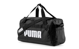 Puma CHALLENGER BLACK SMALL DUFFEL BAG