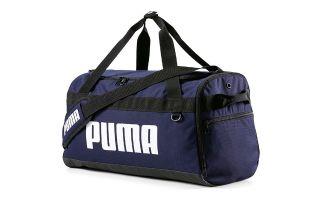 Puma BOLSA PUMA CHALLENGER PEQUE�A AZUL MARINO  076620 02