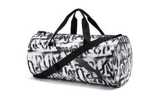 Puma AT ESS BLACK WHITE BAG