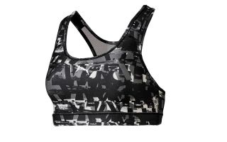 Puma KEEPS GRAPHIC BLACK SPORTS BRA 516997 27