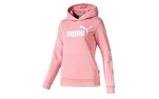 PUMA SWEATSHIRT AMPLIFIED FL ROSE FEMME