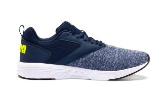 Puma NRGY COMET NAVY BLUE YELLOW 190556 25