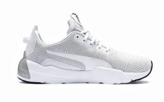Puma CELL PHASE LIGHTS BLANCO 192640 01