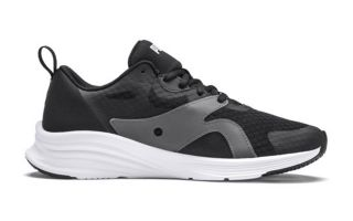 <center><b>Puma</b><br > <em>HYBRID FUEGO BLACK WHITE WOMEN 192663 01</em>