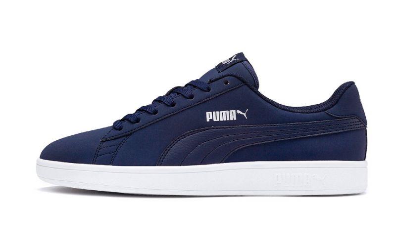 Puma Smash v2 Buck blue white - Puma