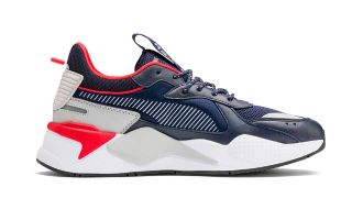 Puma RS-X CORE AZUL BLANCO 369666 05
