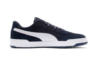 PUMA CARACAL SD AZUL BLANCO 370304 03