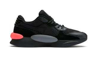PUMA RS COSMIC NEGRO CORAL MUJER 370367 02