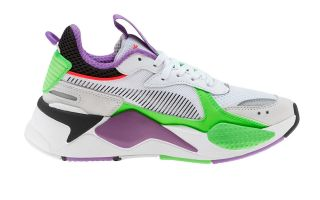 Puma RS X BOLD BLANCHE VIOLET 372715 02