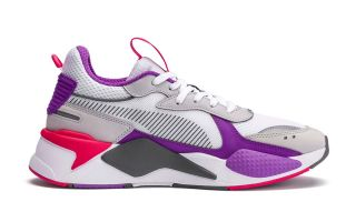 Puma RS X BOLD WHITE PURPLE