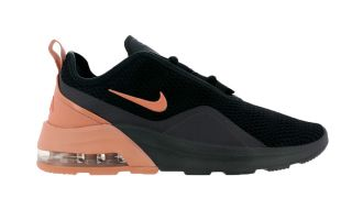 Nike AIR MAX MOTION 2 NERO SALMONE DONNA NIAO0352 001