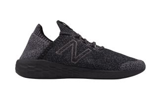 New Balance FRESH FOAM CRUZ SOCKFIT GREY BLACK MCRZSSM2