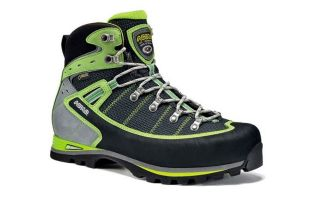 Asolo SHIRAZ GORETEX BLACK GREEN A12516