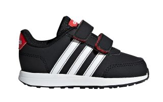 ADIDAS VS SWITCH 2 CMF NEGRO BLANCO JUNIOR F35703