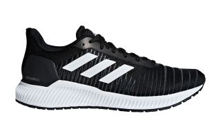 adidas SOLAR RIDE BLACK WHITE G27772
