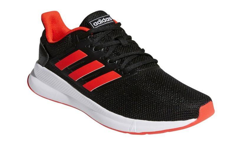 Adidas Runfalcon black red - Flexible