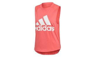 ADIDAS CAMISETA SPORT ID MESH CORAL MUJER