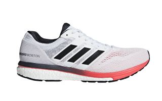 ADIDAS ADIZERO BOSTON 7 BLANCO ROJO B37381