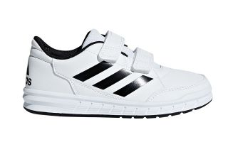 adidas ALTASPORT CF WHITE BLACK JUNIOR D96830