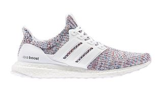 adidas ULTRABOOST WHITE BLUE