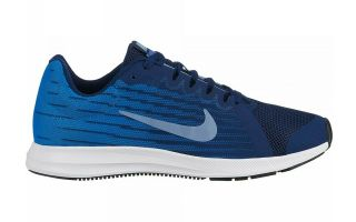 Nike DOWNSHIFTER 8 AZUL BLANCO JUNIOR NI922853 403