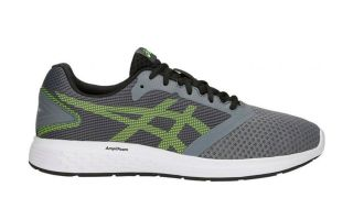 ASICS PATRIOT 10 GRIS AMARILLO 1011A131 031