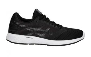 ASICS PATRIOT 10 NEGRO BLANCO MUJER 1012A117 002