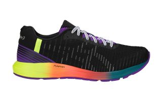 Asics DYNAFLYTE 3 SP BLACK MULTI-COLOUR 1011A253 001