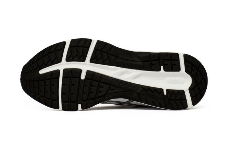 Asics Gel Contend 5 white black 2019