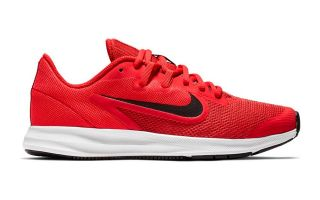 Nike DOWNSHIFTER 9 BIG ROJO JUNIOR NIAR4135 600