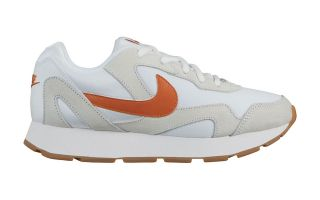 <center><b>Nike</b><br > <em>DELFINE WHITE ORANGE WOMEN NIAQ2230 100</em>