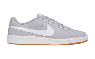 Nike COURT ROYALE CANVAS GRIS NIAA2156 004