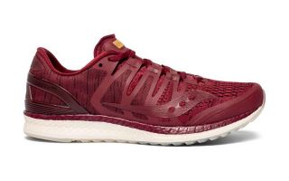 Saucony LIBERTY ISO BURGUNDY SHADE S20410-41