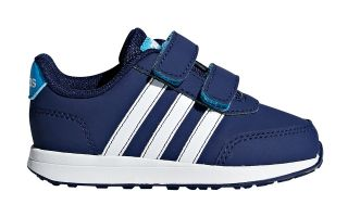 adidas VS SWITCH 2.0 AZUL BLANCO BEBE F35702