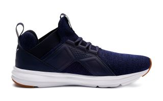 Puma ENZO KNIT NM MARINEBLAU 191635 05