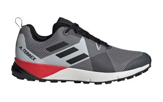 <center><b>adidas</b><br > <em>TERREX TWO GREY RED BC0499</em>
